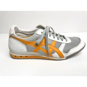 Asics Onitsuka Tiger Ultimate 81 HK65E Gray Orange